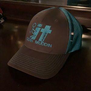 Baseball trucker hat - goin muddin